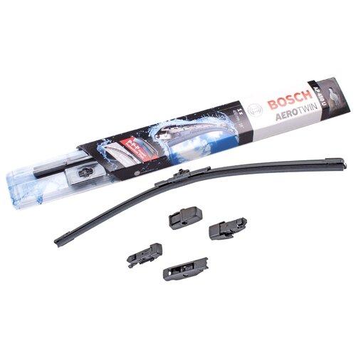 Щетка стеклоочистителя бескаркасная Bosch Aerotwin Plus AP450U 450 мм, 1 шт. bosch щетка стеклоочистителя bosch бескаркасная 65 см 1 шт