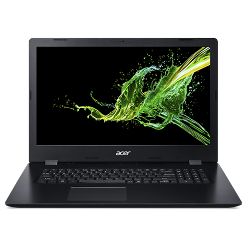 "фото Ноутбук acer aspire 3 (a317-51g-54u3) (intel core i5 8265u 1600 mhz/17.3""/1920x1080/8gb/256gb ssd/dvd нет/nvidia geforce mx230 2gb/wi-fi/bluetooth/windows 10 home) nx.hener.008 черный"