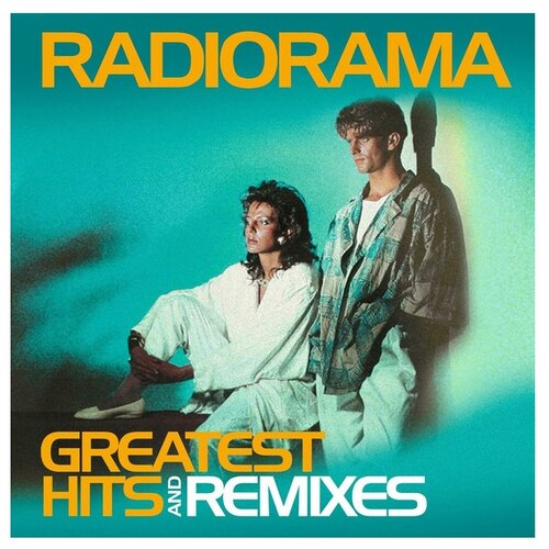 Radiorama. Greatest Hits and Remixes (LP)