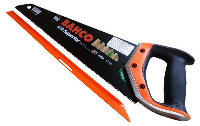 Ножовка по дереву BAHCO Superior 2600-19-XT-HP 475 мм