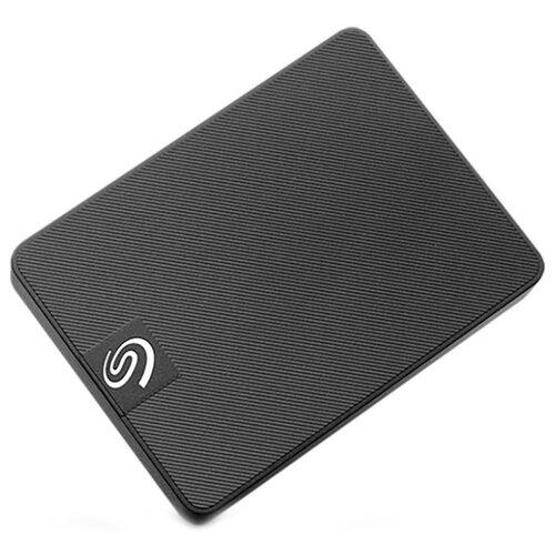 Фото - Внешний твердотельный накопитель Seagate Expansion SSD STJD1000400 1Тб 2.5 USB 3.0 Black внешний ssd seagate expansion stjd 500 gb черный
