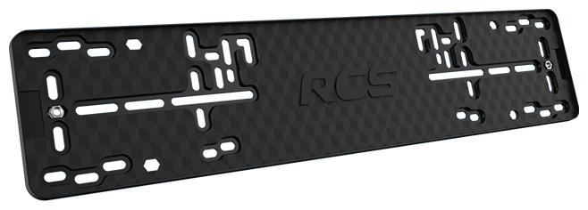 Рамка для номера RCS - Light