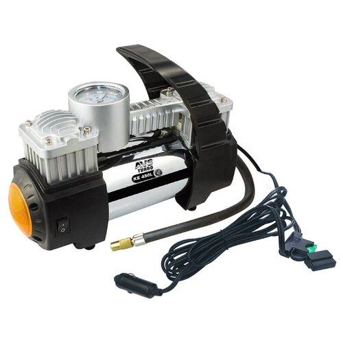 Автомобильный компрессор AVS KE450L серебристый