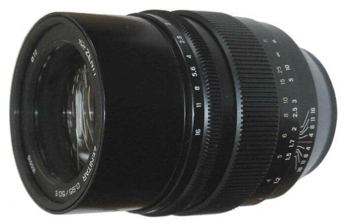Объектив Зенит Зенитар-E 50mm f/ 0.95