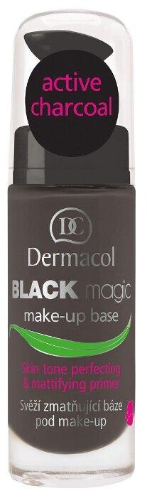Dermacol база под макияж детоксицирующая Black Magic