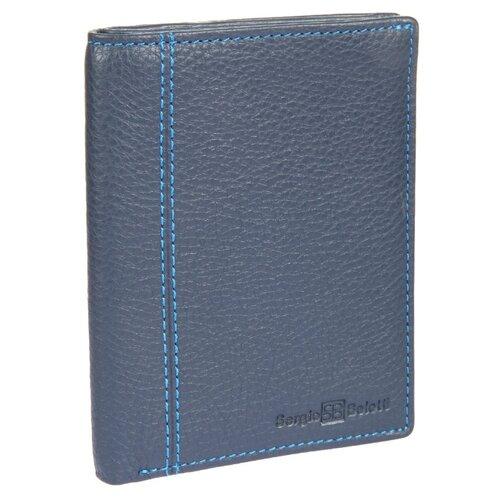 Портмоне Sergio Belotti 3351 indigo jeans