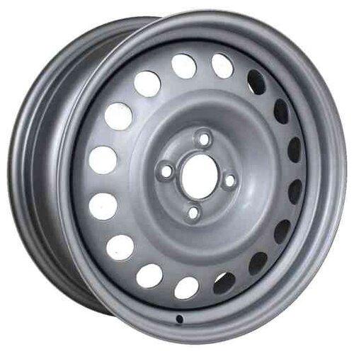 Колесный диск Trebl X40933 6x16/4x100 D60.1 ET41 Silver колесный диск trebl 9680