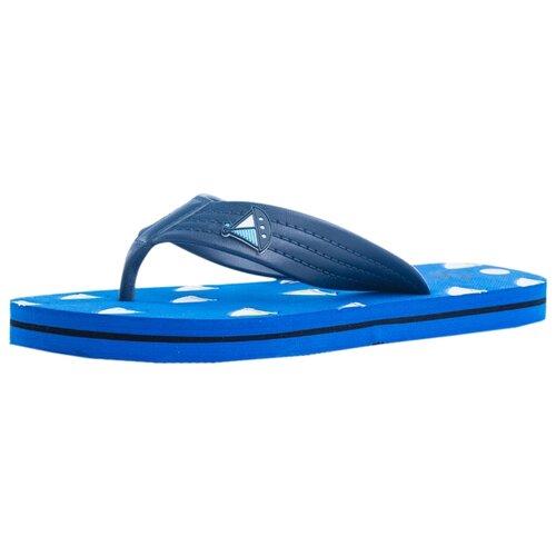 Шлепанцы КОТОФЕЙ размер 34, синий