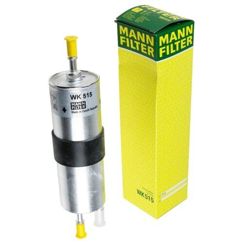 Топливный фильтр MANNFILTER WK515