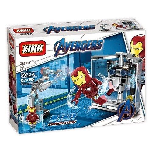 Конструктор Xinh Avengers 8922A Железный человек