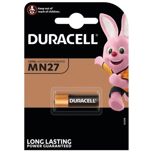 Батарейка Duracell MN27 1 шт блистер