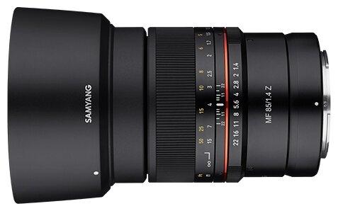 Объектив Samyang MF 85mm f/1.4 AS IF Nikon Z