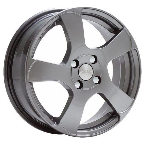 Фото - Колесный диск SKAD Акула 6х16/5х114.3 D60.1 ET45, 6.3 кг, графит колесный диск skad магнум 5 5х14 4х98 d58 6 et38 6 8 кг графит