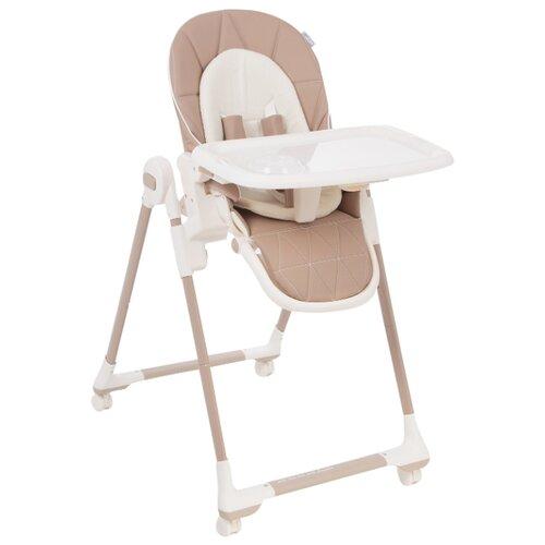 стульчик для кормления capella s 207 зеленый Стульчик для кормления Capella S-211 NEW бежевый