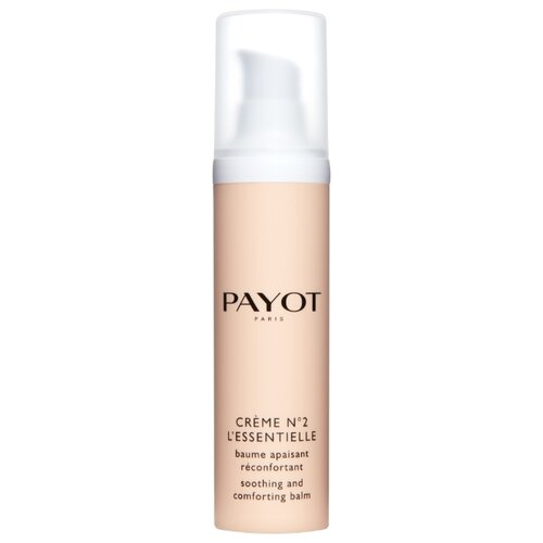 Payot Creme N°2 L'essentielle Успокаивающий бальзам для чувствительной кожи лица, 40 мл payot creme lavante douce
