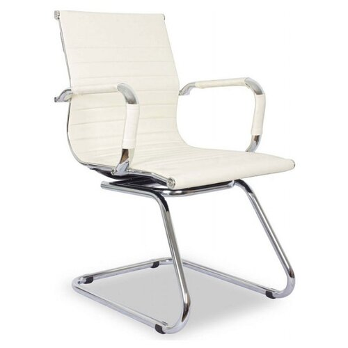 Дизайнерское кресло College CLG-620 LXH-C размер: 56х58 см, обивка: искусственная кожа, цвет: beige