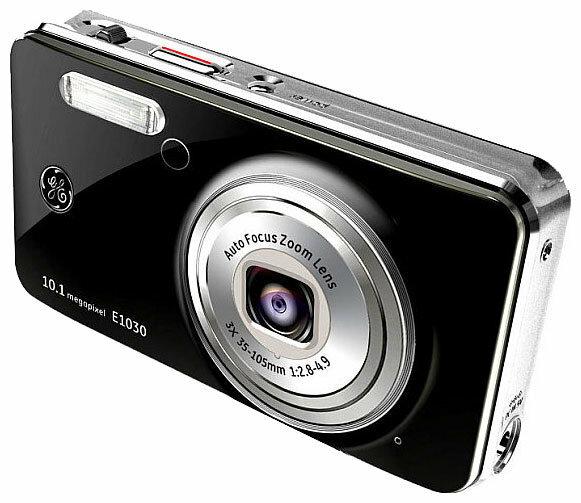Фотоаппарат General Electric E1030