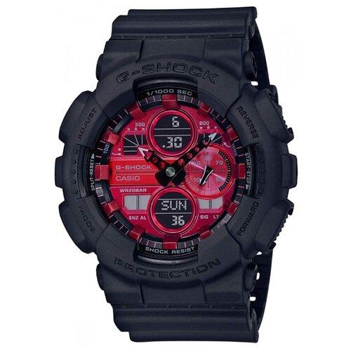 Наручные часы CASIO GA-140AR-1A цена 2017
