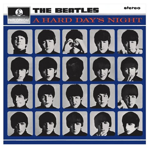 The Beatles – A Hard Day's Night (LP)