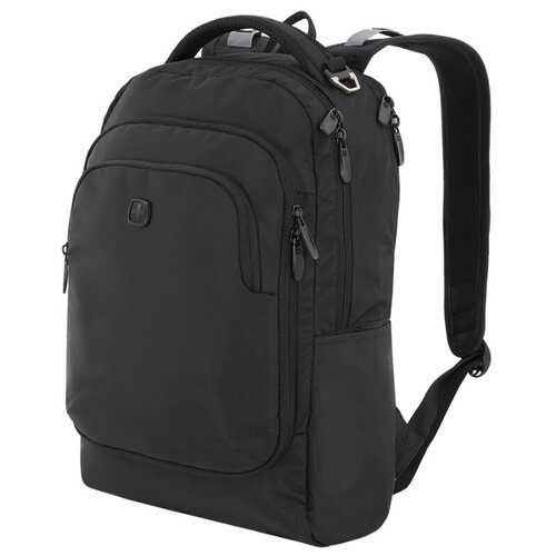 Фото - Рюкзак SWISSGEAR 156 черный 17 л рюкзак swissgear 32x15x46 см 22 л черный
