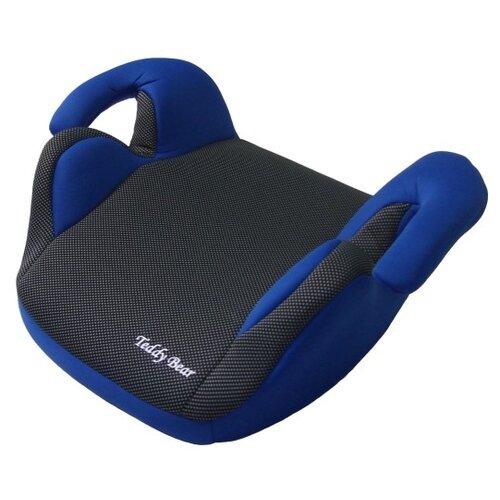Купить Бустер группа 3 (22-36 кг) Мишутка LB 311, deep blue/black dot, Автокресла