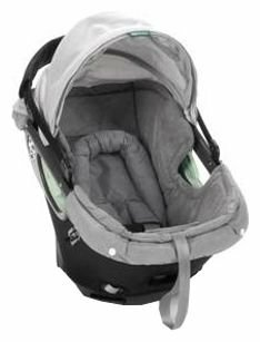 Автокресло группа 0+ (до 13 кг) Orbit Baby Infant Car Seat