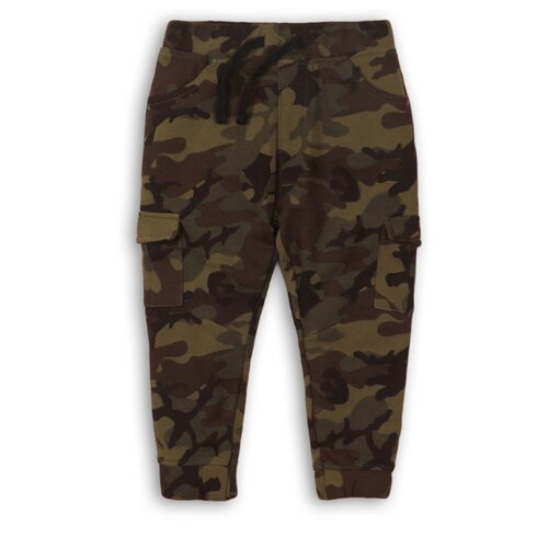 Спортивные брюки Minoti размер 5-6л, камуфляжный брюки quelle minoti 1020938