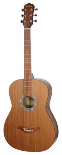 Акустическая гитара MiLena-Music ML-F3-NUT