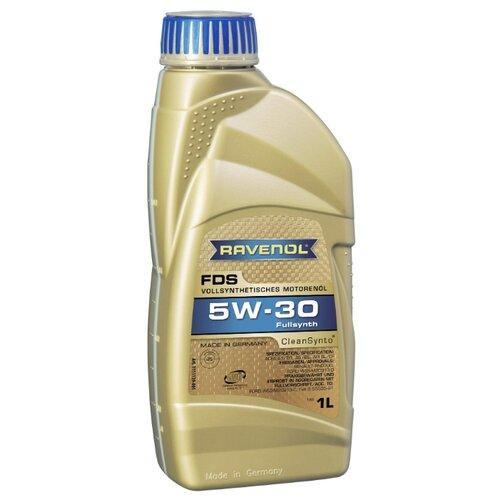 Моторное масло Ravenol FDS SAE 5W-30 1 л