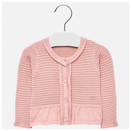 Жакет Mayoral размер 98, розовый