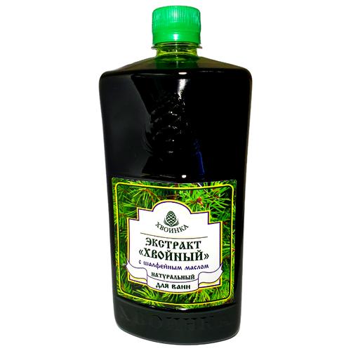 Хвоинка Экстракт Хвойный с шалфейным маслом, 1 л