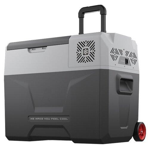 Автомобильный холодильник Alpicool CX40-S серый