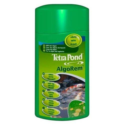 Жидкость для водоема Tetra AlgoRem 1 л жидкость для водоема tetra algofin 1 л