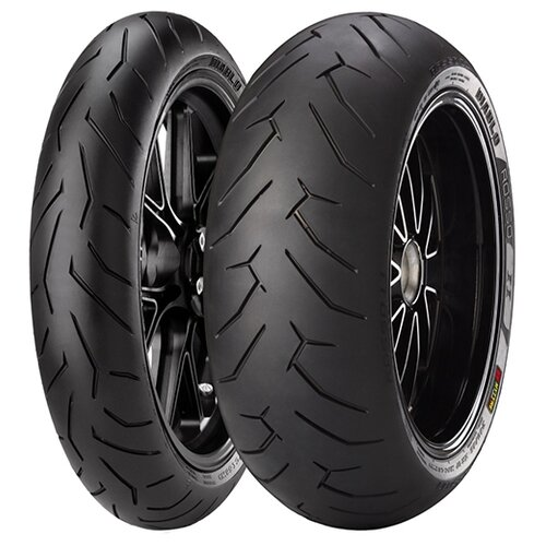 Шины для мотоциклов Pirelli Diablo Rosso II 120/70 R17 58W