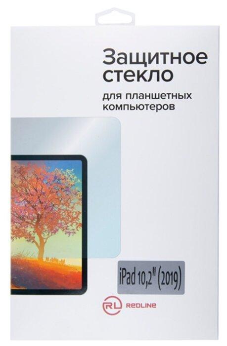Защитное стекло Red Line Tempered glass для Apple iPad 10.2 (2019)