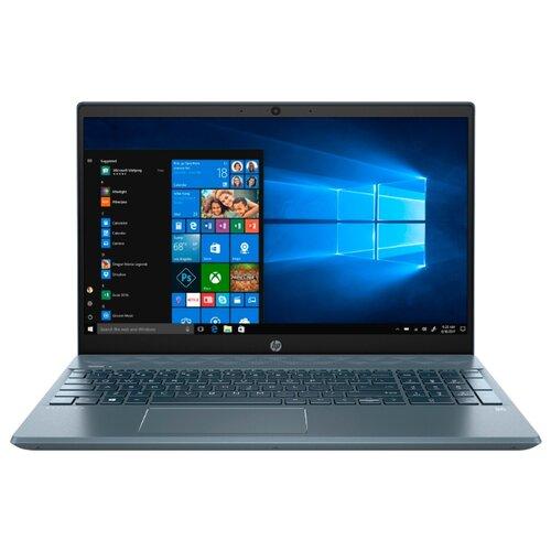 Ноутбук HP PAVILION 15-cw1025ur (AMD Ryzen 5 3500U 2100MHz/15.6/1920x1080/8GB/512GB SSD/DVD нет/AMD Radeon Vega 8/Wi-Fi/Bluetooth/Windows 10 Home) 103Z1EA приглушенный синий/светло-синий ноутбук hp pavilion 15 cw0002ur 4gq29ea amd ryzen 3 2300u 8gb 1tb amd vega 6 15 6 fullhd win10 burgundy