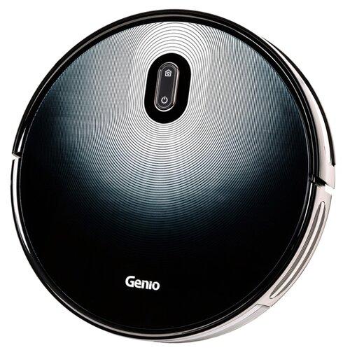 Робот-пылесос Genio Deluxe 480 черный/серый
