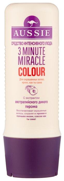 Aussie 3 Minute Miracle Colour Средство интенсивного ухода для окрашенных волос