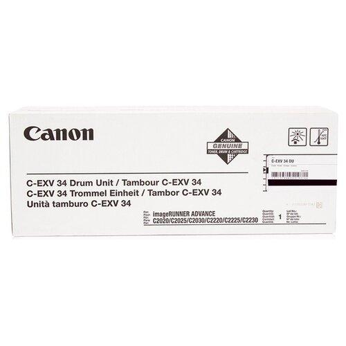 Фотобарабан Canon C-EXV 34BK (3786B003)