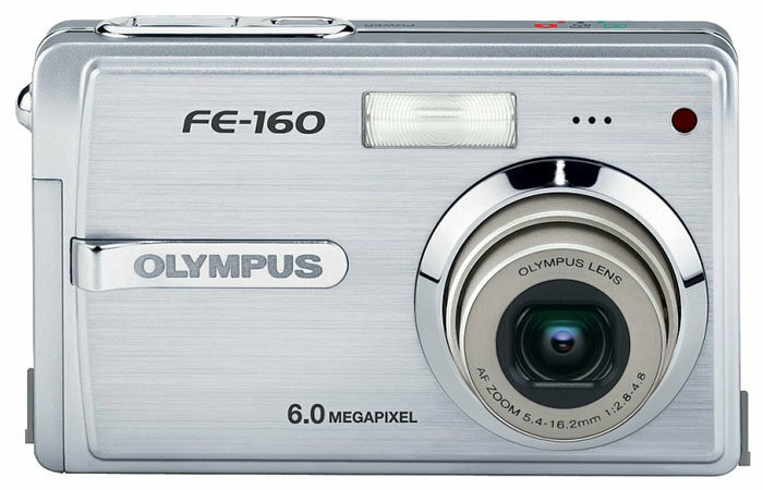 Фотоаппарат Olympus FE-160