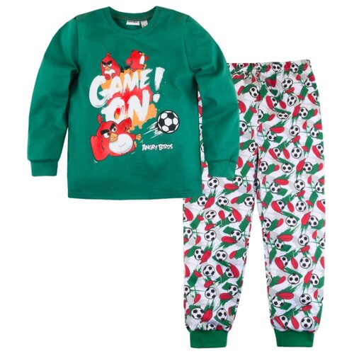 Пижама Bossa Nova размер 28, зеленый/мячи пижама bossa nova размер 32 зеленый
