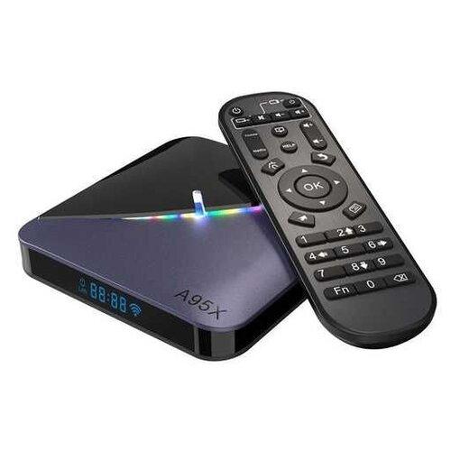 Медиаплеер Vontar A95X F3 Air 4/64 GB, черный