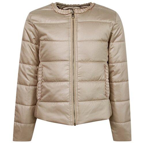 Купить Куртка Mayoral размер 134, 050 золотистый, Куртки и пуховики