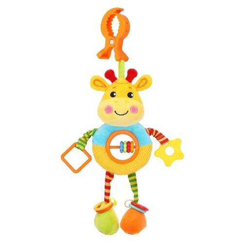 Купить Подвесная игрушка Жирафики Жирафик (939713) желтый, Подвески