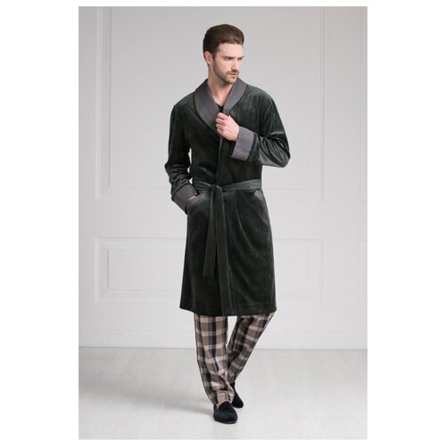 Халат Laete размер XL(50) темно-зеленый