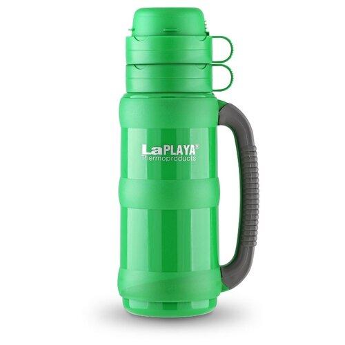 Классический термос LaPlaya Traditional Glass (0,5 л) зеленый