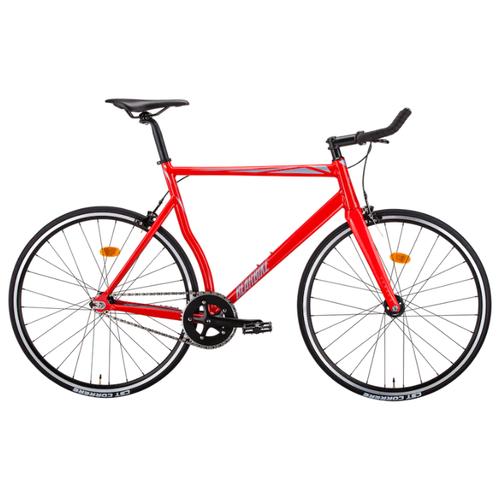 цена на Шоссейный велосипед BearBike Armata (2019) красный 54 см (требует финальной сборки)