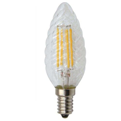 Фото - Лампа светодиодная REV 32430 0, E14, C37, 5Вт лампа светодиодная led e27 8 5вт 220v 2700к rev
