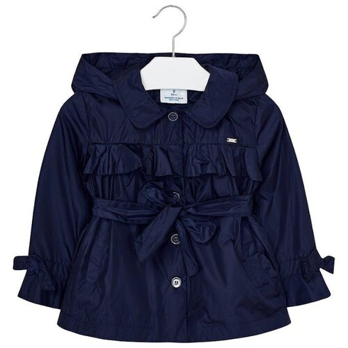 Купить Куртка Mayoral размер 134, 85 синий, Куртки и пуховики
