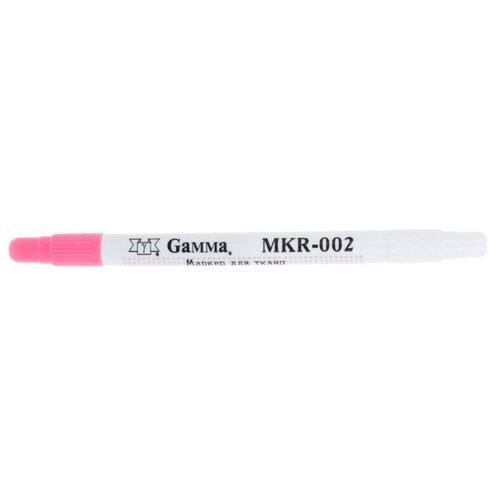 Купить Gamma Маркер самоисчезающий с корректором MKR-001/MKR-002 розовый, Инструменты и аксессуары